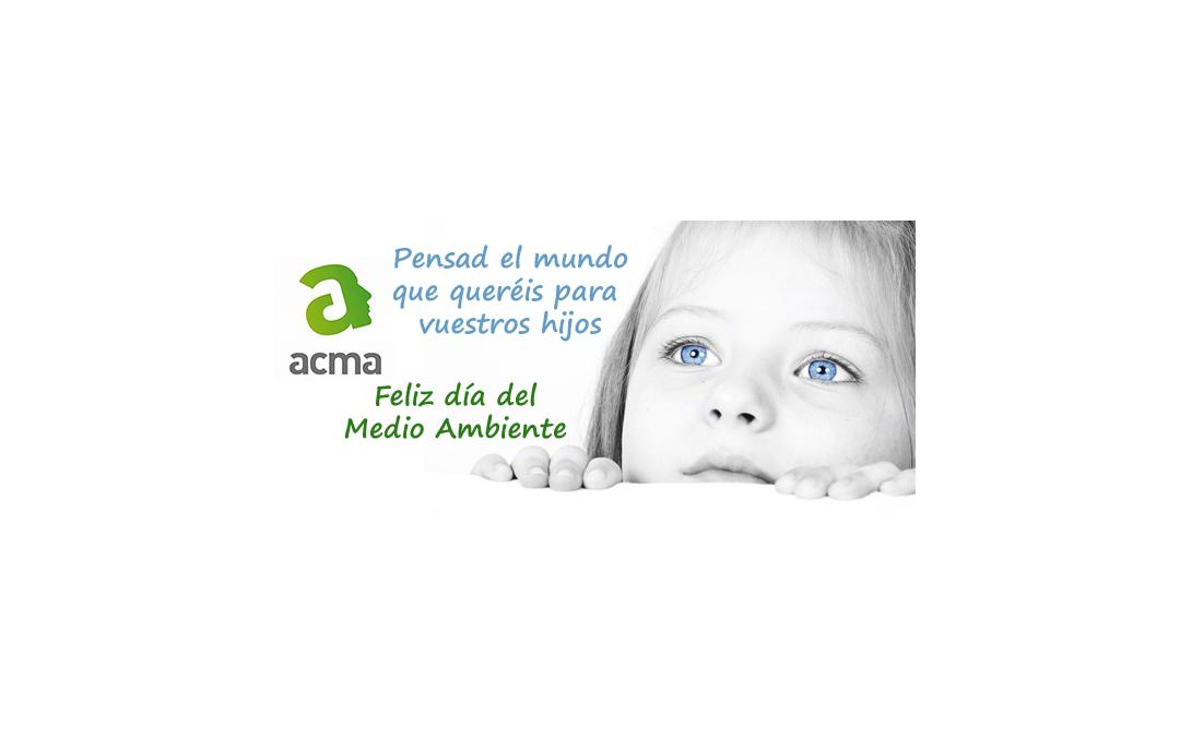 ACMA en el día Mundial del Medio Ambiente